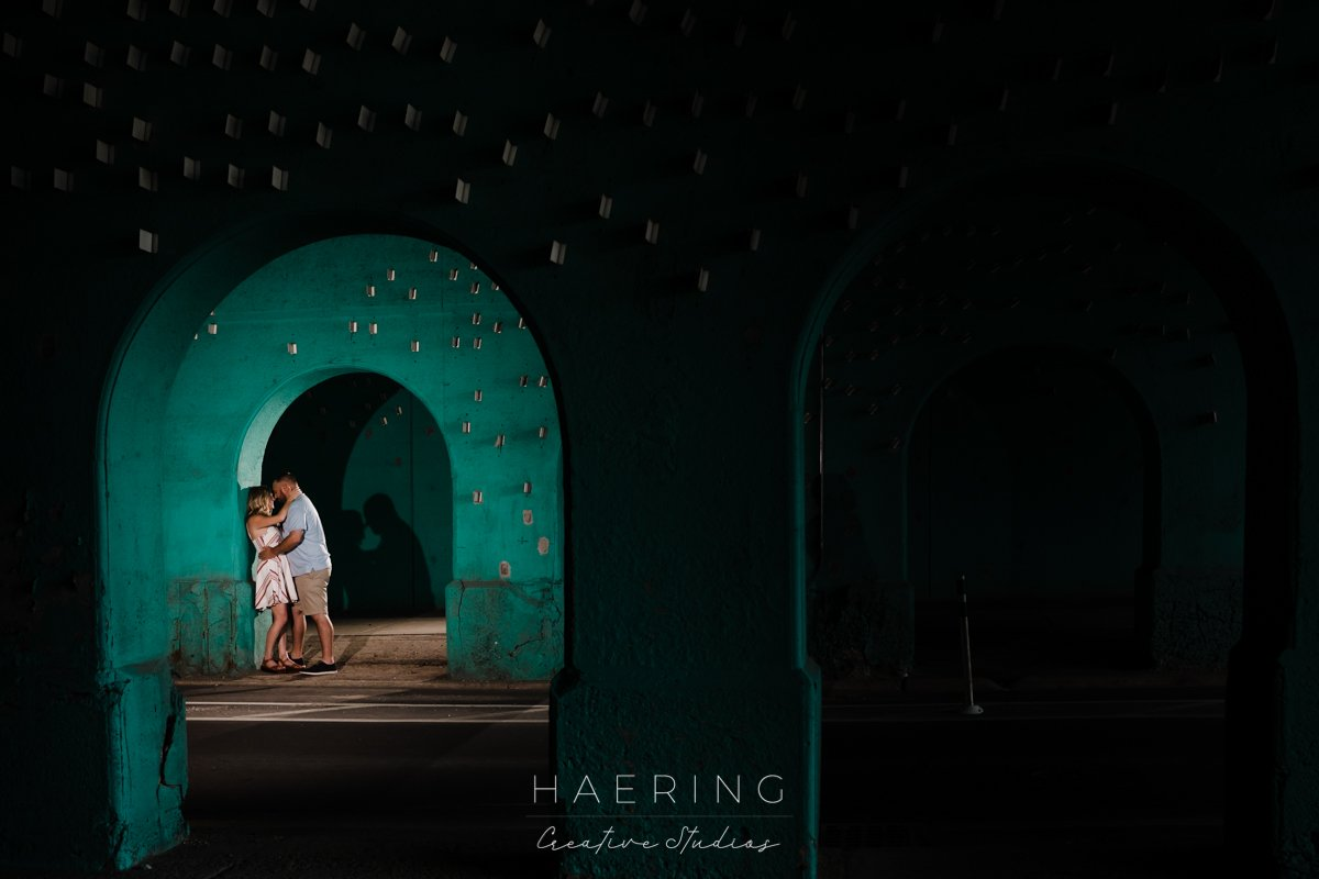 Downtown Detroit Engagement Session