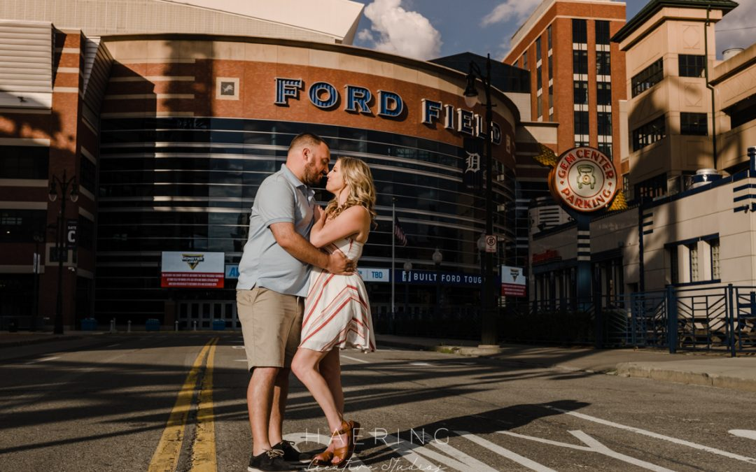 17 Breathtaking Engagement Session Locations in Michigan